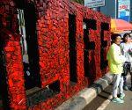 INDONESIA JAKARTA RALLY ELECTRONIC WASTE
