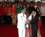 Jakarta (Indonesia): New Jakarta governor Basuki Tjahaja Purnama