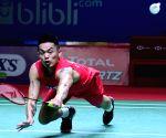 INDONESIA JAKARTA BADMINTON INDONESIA OPEN 2019