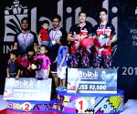 INDONESIA JAKARTA BADMINTON INDONESIA OPEN 2019 FINAL