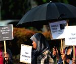 INDONESIA JAKARTA DEATH PENALTY PROTEST