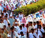 INDONESIA JAKARTA EID AL FITR CELEBRATION