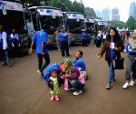INDONESIA-JAKARTA-BACK HOMETOWN-PREPARE FOR EID AL FITR
