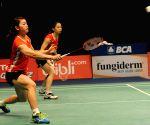 INDONESIA JAKARTA INDONESIA OPEN WOMEN DOUBLE SEMIFINAL