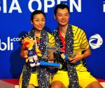 INDONESIA JAKARTA INDONESIA OPEN MIXED DOUBLES FINAL
