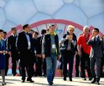 CHINA BEIJING IOC EVALUATION