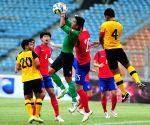 INDONESIA JAKARTA AFC U 23 CHAMPHIONSHIP QUALIFICATION