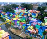 INDONESIA MALANG COLOURFUL VILLAGE