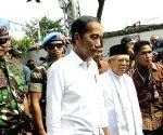 INDONESIA JAKARTA PRESIDENTIAL ELECTION CANDIDATE JOKO WIDODO