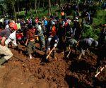 INDONESIA BANDUNG LANDSLIDE