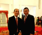 INDONESIA-JAKARTA-ENERGY AND MINERAL MINISTER-INAUGURATION