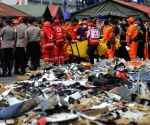 INDONESIA JAKARTA LION AIR JT 610 CRASH