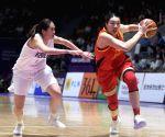 INDONESIA-JAKARTA-ASIAN GAMES-WOMEN'S BASKETBALL FINAL-CHINA VS COR