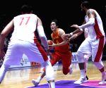 INDONESIA-JAKARTA-ASIAN GAMES-MEN'S BASKETBALL FINAL-CHINA VS IRAN