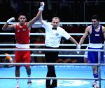 INDONESIA JAKARTA ASIAN GAMES BOXING