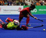 INDONESIA JAKARTA ASIAN GAMES HOCKEY