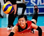 INDONESIA JAKARTA ASIAN GAMES VOLLEYBALL WOMEN'S BRONZE MEDAL