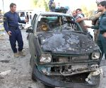 AFGHANISTAN JALALABAD SUICIDE BOMBING