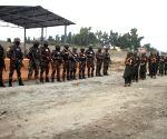 AFGHANISTAN NANGARHAR MILITANTS ARREST