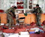 AFGHANISTAN NANGARHAR MILITARY OPERATION IS