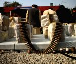 AFGHANISTAN-NANGARHAR-AMMUNITION AND DRUG SEIZED