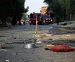 AFGHANISTAN JALALABAD SUICIDE ATTACK