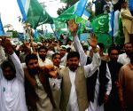 Jamaat protest against unemployment and poor socio economic situation