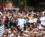 Jamiat Ulema-e-Hind's massive protest against CAB