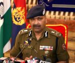 Militant numbers dwindle in Kashmir, says J&K DGP