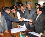 Rajya Sabha election in Jammu Kashmir