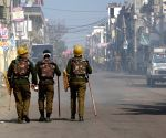 Curfew continues in Jammu