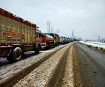 Jammu-Srinagar national highway closed