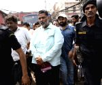 Pappu Yadav appears before court