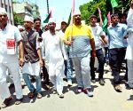 Pappu Yadav's protest rally