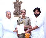 Pawan Kalyan meets Andhra Governor