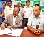 Janardhan Reddy as new commissioner of GHMC