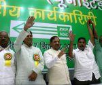 JD-U's Executive Committee meeting - Sharad Yadav