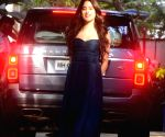 Janhavi Kapoor Spotted at Maddock Office In Santacruz