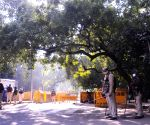 Jantar Mantar remains closed for second consecutive day in the wake of farmers' protest against Farm Laws