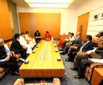 Andhra CM calls on Japan PM