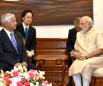 Japanese Defence Minister Gen Nakatani calls on PM Modi