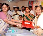 Felicitation programme - Jashodaben Modi