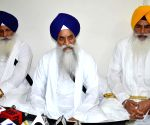 Giani Gurbachan Singh's press conference