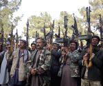 AFGHANISTAN JAUZJAN ANTI TALIBAN UPRISING