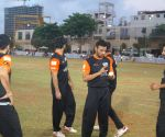 : Mumbai: Gold Cricket Charity Match