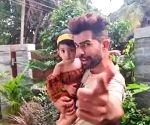 Jay Bhanushali matches steps with daughter Tara in new video