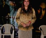 Jaya Prada launches the music of the film 'Raftaar' at the Renaissance Club, in Mumbai.