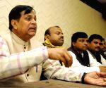 Ali Anwar Ansari's press conference