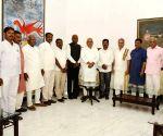Nitish Kumar meets Karnataka JD(U) delegation