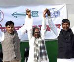 NDA press conference